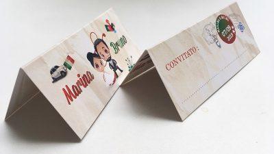 Marque place mariage franco-portugais