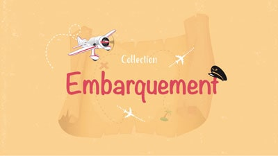 Collection Embarquement