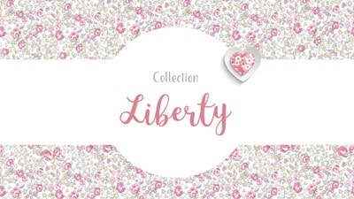 Collection Baptême Liberty