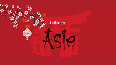 Collection Asie