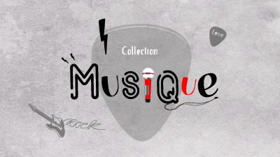 Collection Musique