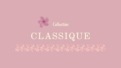 Collection faire-part Bébé Classique