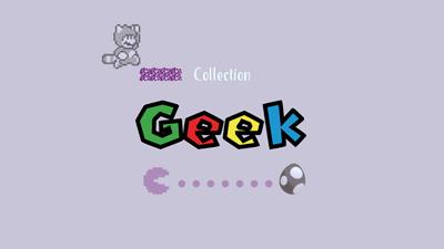 Collection Bébé Geek