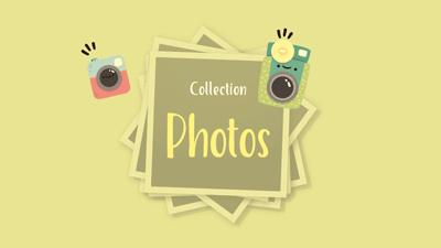 Collection Photo & Polaroid Bébé