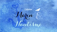 Collection mariage marin