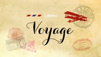 Collection mariage voyage